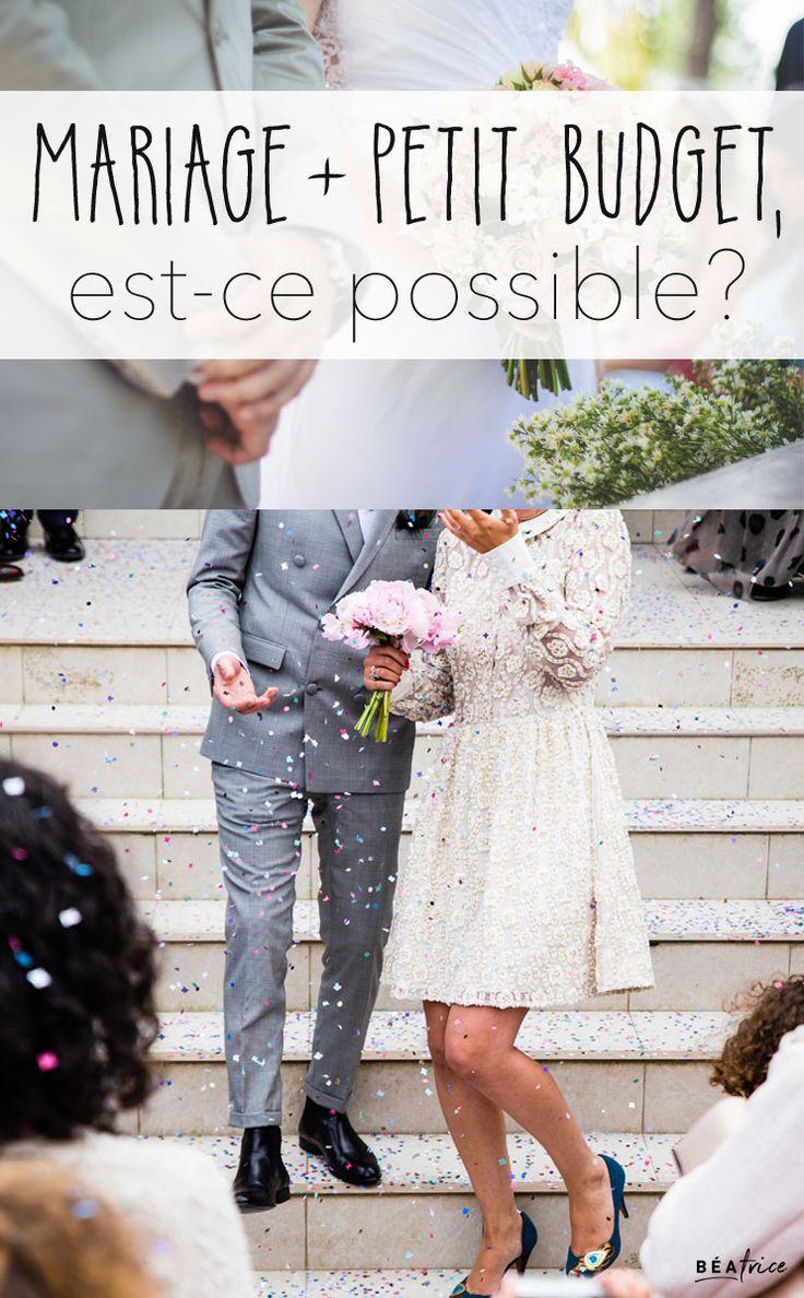 Mariage + petit funds, est-ce potential?
