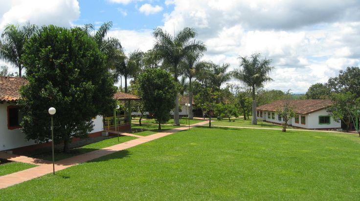 jardines Casaroma, Quindío.