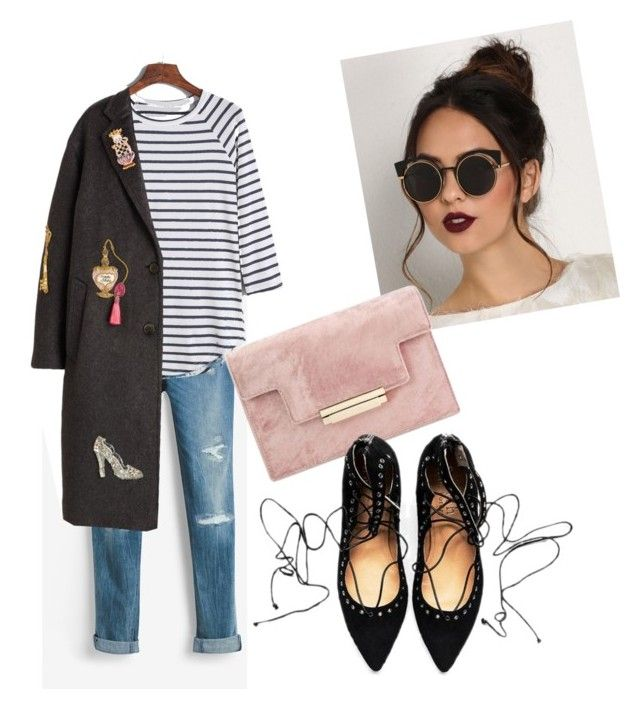 """""""Untitled #16"""" by tanya-dayal on Polyvore featuring White House Black Market and Dolce&Gabbana"""