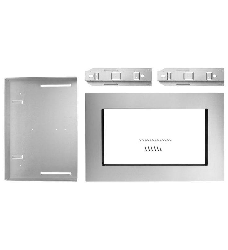 1000 ideas about built in microwave on pinterest microwave drawer built in microwave oven - Kitchenaid microwave with trim kit ...