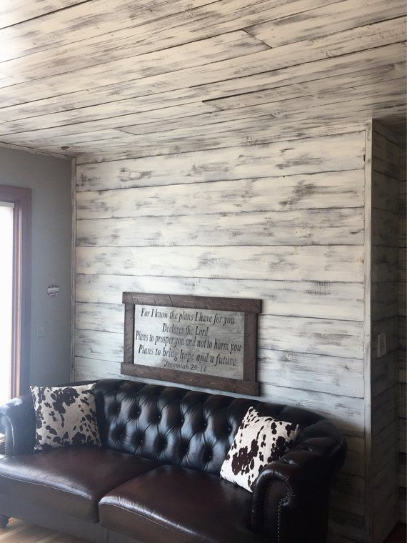 Shiplap Wall Whitewash Wall White Shiplap Shiplap
