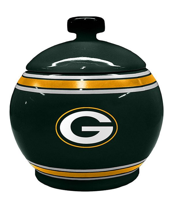 Look at this Green Bay Packers Game-Time Jar on #zulily today!