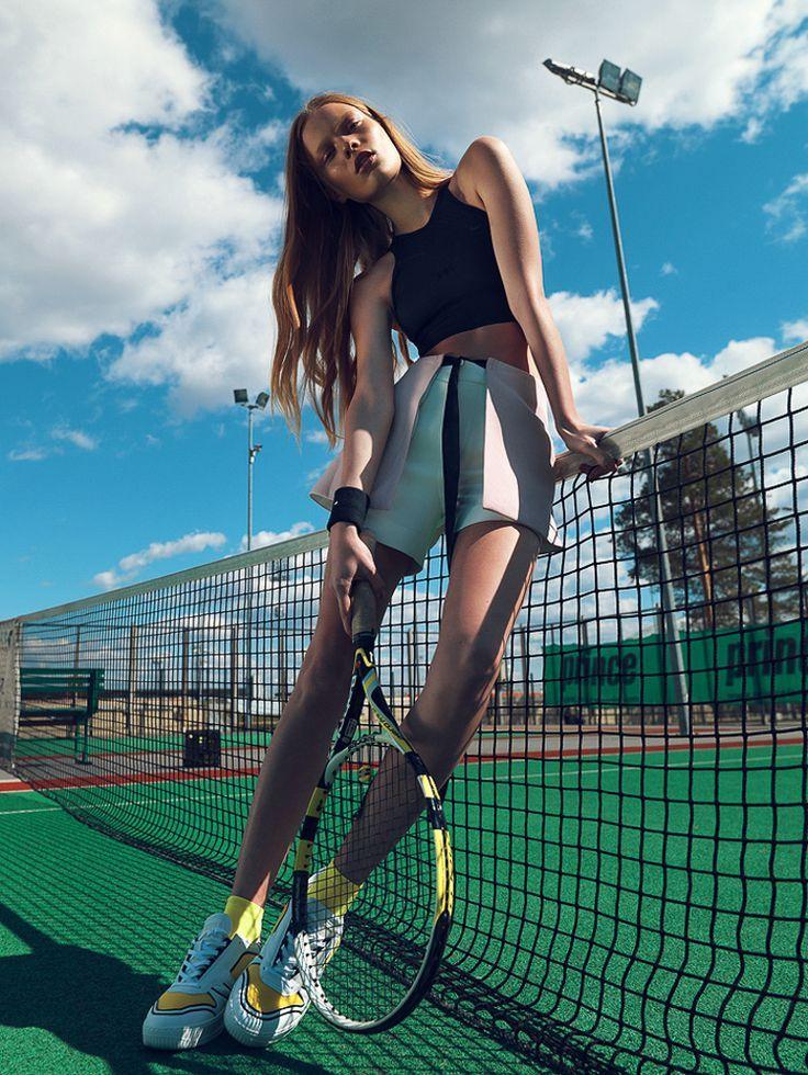 awesome In Fashion Magazine June 2016 Karina Kozionova by Igor Oussenko - Fashion Editorials