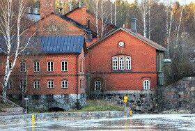 Vanhankaupungin lahti Helsinki