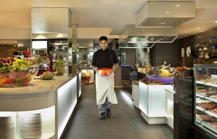 Eight restaurant, Auckland, New Zealand