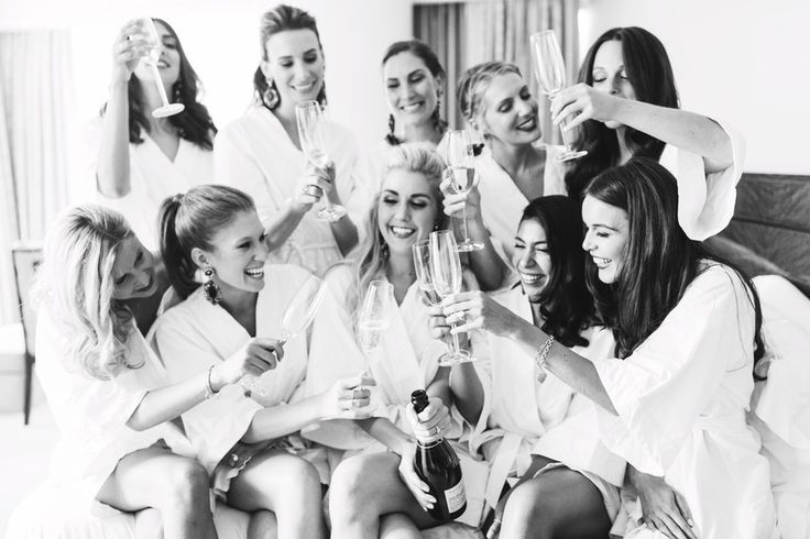Here's When (and Why) You Should Consider an Honorary Bridesmaid