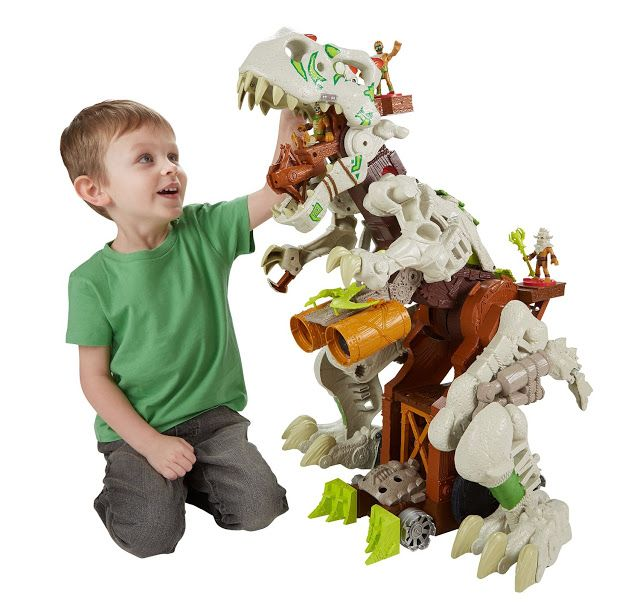 Number 3 for #Christmas 2015 - Fisher-Price #Imaginext Ultra #T-Rex