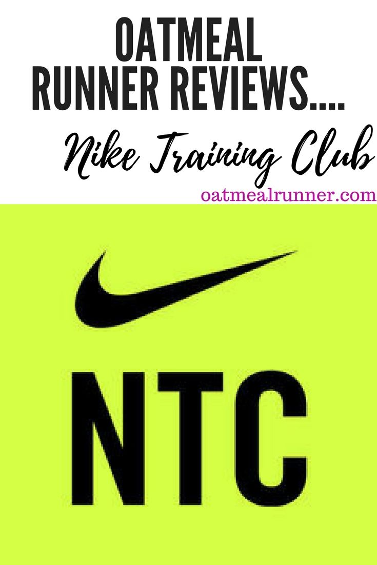 talla 7 100% Calidad estilo clásico Reviews....Nike Training Club App | Cross training workouts, Half ...