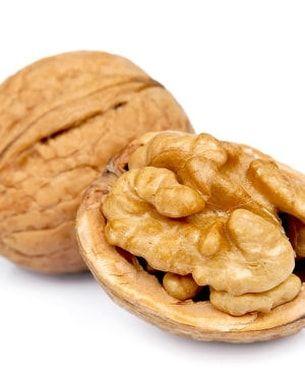 Aliment ventre plat: la noix