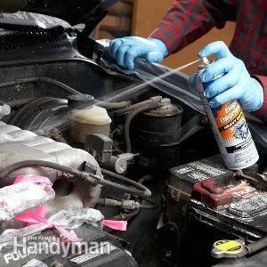 Add resale value to you car by keeping your engine clean. We'll show you how to prepare the engine to protect critical electrical connections. We'll also give you some tips for doing the job in an environmentally safe way.