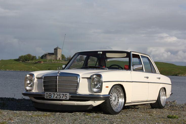 Terjen's 75' Mercedes 230.6 W114