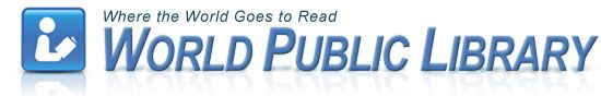 World Public Library -- World Wide access to thousands of eBooks for a nominal fee of $8.95/yr.