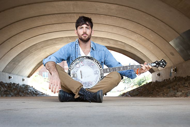 Scott Avett of The Avett Brothers.