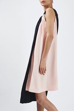 Asymmetric Ring Dress By Boutique
