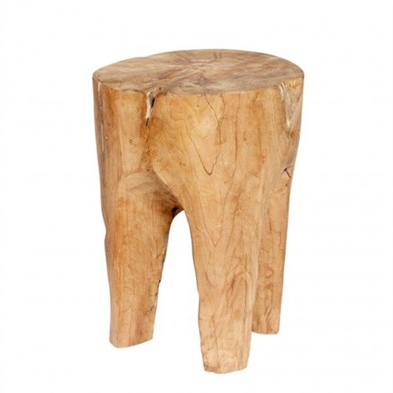 ce tabouret en bois massif est travaill de mani re. Black Bedroom Furniture Sets. Home Design Ideas