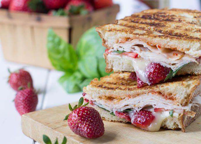 ... Panini on Pinterest | Panini recipes, Chicken panini and Paninis