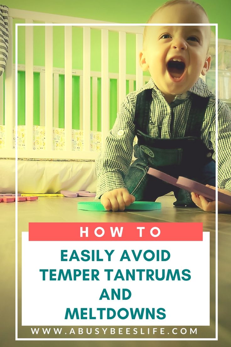 Heard about the terrible two's? Brace yourself but don't panic. Here are great easy ways to avoid toddler temper tantrums and meltdowns. Great tips and strategies to help you cope, manage and save your sanity. Click through to learn more! via @abusybeeslife