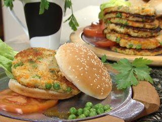 M s de 20 ideas incre bles sobre almuerzos economicos en - Hacer hamburguesas vegetarianas ...
