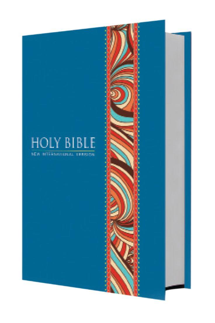 Standard Fashion Range - Turquoise Ethnic Design. http://christianmediapublishing.com/product/niv-standard-bible-hardcover-printed-turquoise-ethnic/