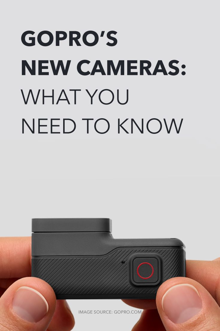 GoPro has revealed what we've been waiting for: Hero 5 Black, the newest version of GoPro's flagship camera, Hero 5 Session, and Karma.