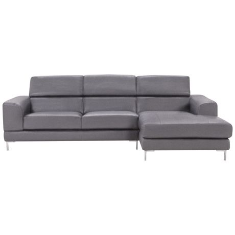 Empire Modular 2.5 Seat Left Hand & Chaise Right Hand Avant Coal