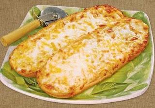 Bucca di Beppo Garlic Bread with Mozzarella
