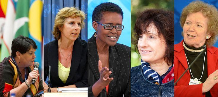 20 women making waves in the climate change debate - Road to Paris - ICSU
