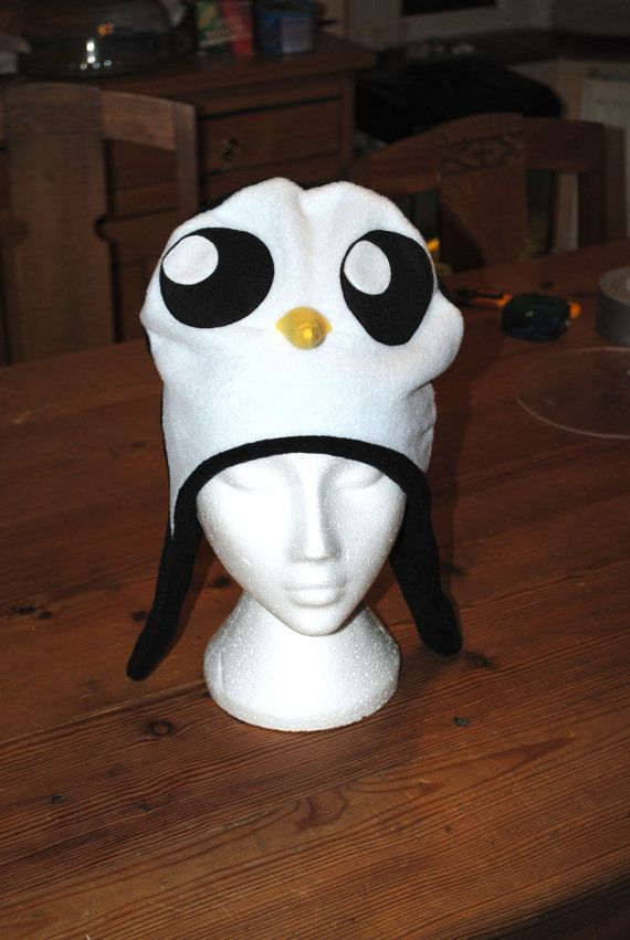 Adventure Time Inspired Gunter Hat by characterhats on Etsy, £12.75