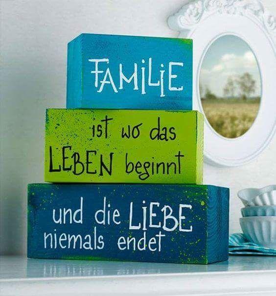 Familie ist wo das Leben beginnt und die Liebe niemals endet - 13418936_1178706078841327_1376299740877438453_n.jpg (564×604)