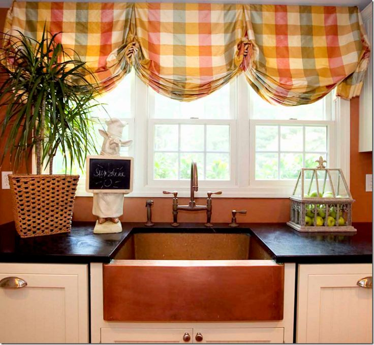 Curtains For Kitchen Window Over Sink Google Search: 1000+ Ideas About Country Window Treatments On Pinterest