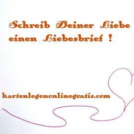 Schreibe Deiner Liebe einen Liebesbrief ! .... denn dann freut sich Deine Partnerin / Dein Partner und wird Dich 1000 fach mehr lieben!  Neuer Blog-Artikel - Kartenlegen Online Gratis mit Tarot Orakel