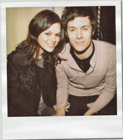 They were the cutest celeb couple everrrr. Rachel Bilson+Adam Brody. the OC <3