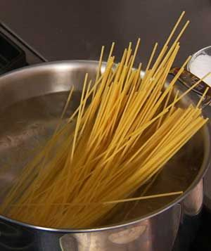 How to cook pasta perfectly. Does your pasta always comes out too sticky, too hard, too mushy? Watch this video to learn how to cook pasta right.