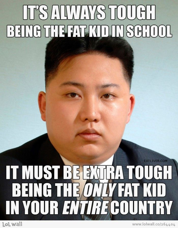 The real reason why Kim Jong Un is evil.