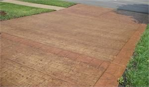 Stamped Concrete Sealer for Concrete and Color Stain Protection Environmentally Safe