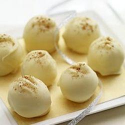 Delicious white chocolate truffle recipe