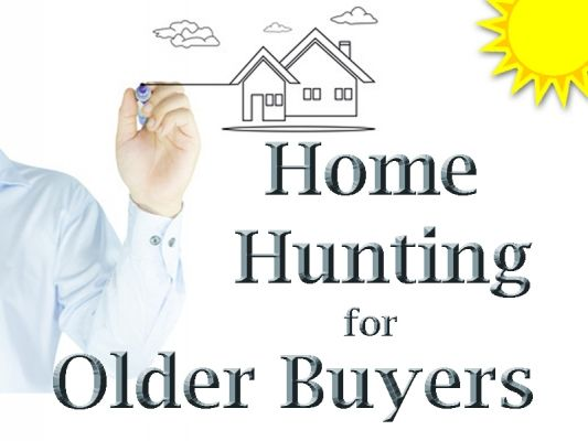 Home Hunting Tips for Older Buyers #RoyalLePage #PeiferRealty #ChathamKent #AgingInPlace #BabyBoomers #HomeBuying #SeniorLiving