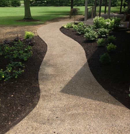 Best 25 Exposed Aggregate Ideas On Pinterest Driveway