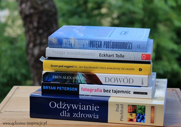 Qchenne-Inspiracje! 6 fantastycznych książek na wakacje