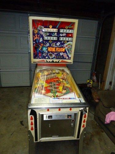 Man Cave Wizard : Best vintage pinball machine images on pinterest