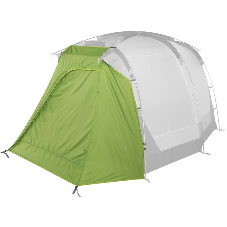 Cabin 6 Vestibule: Add a room to your MEC Cabin 6 Tent to handle foul weather and mud.