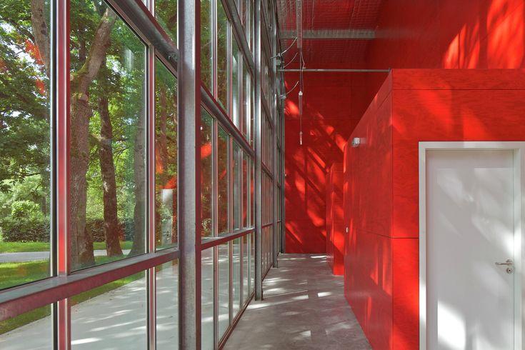 Gallery - Lycee François Truffaut Multi-purpose Hall / f.au - 4