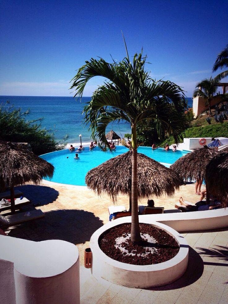 Infinity pool #onlyadults in Grand Palladium Puerto Vallarta