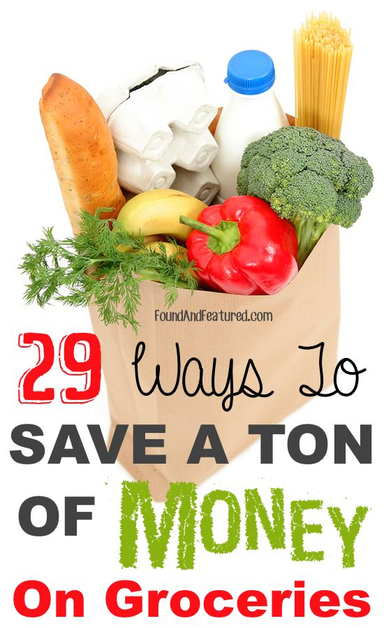 How I save $200 a month on groceries! And this doesn't require a lot of time or planning.