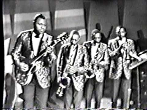 Nashville R&B Night Train Music Program 1965 with an early Jimi Hendrix doing backup guitar.