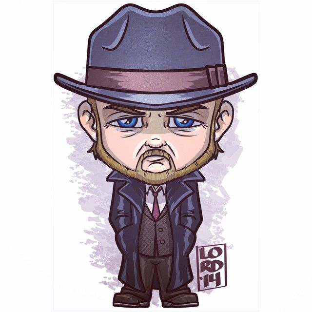 harvey bullock gotham | Gotham: Harvey Bullock!!Pretty cool how they worked Harvey into the ...
