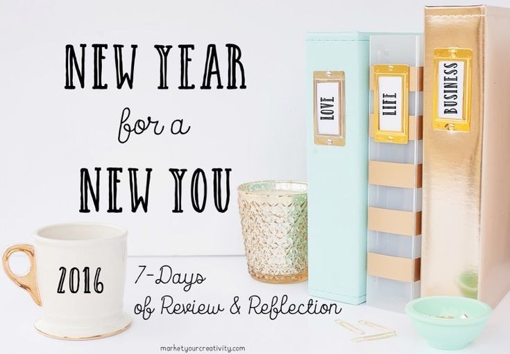 The New Year for a New You: 7-days of review series!