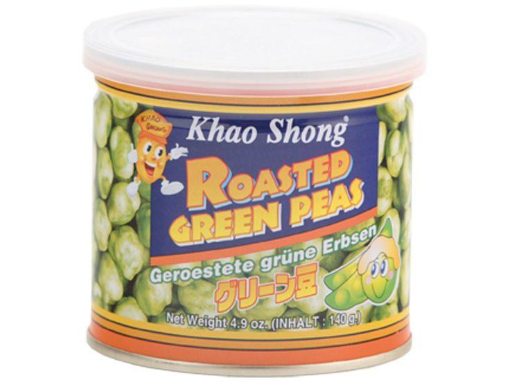 Khao Shong #Geroosterde Groene #Erwten zijn lekker krokant.