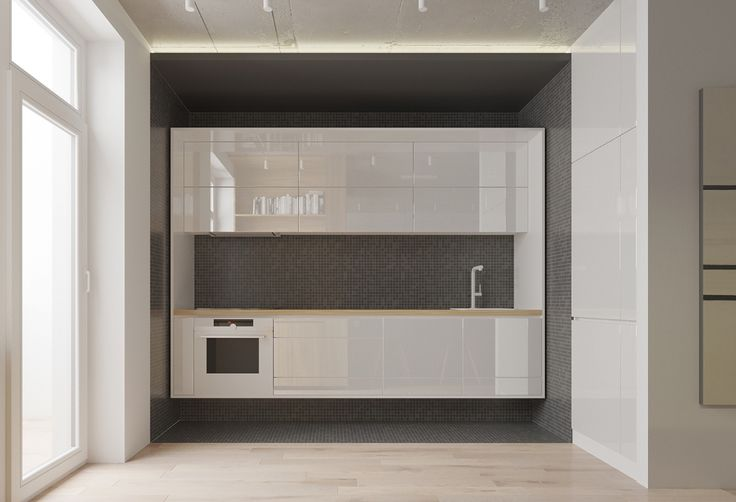 Deciding how to handle the sleeping situation is one of the most challenging aspects of designing a studio apartment, requiring a lot of forethought to match th