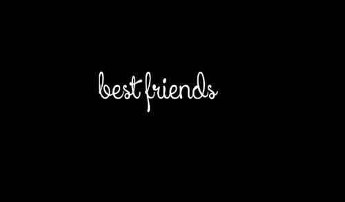 Every one needs a best friend but don't take mine get your own
